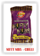 Nifty Nibs - Chilli